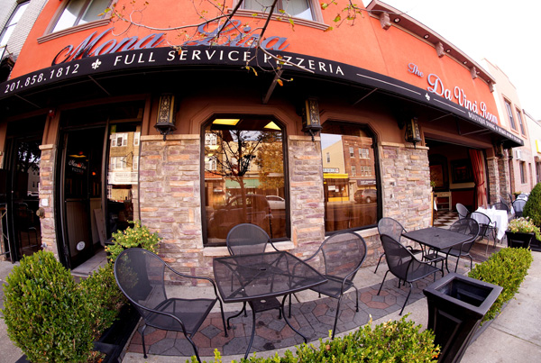 Mona Lisa Pizzeria Ristorante Bayonne New Jersey